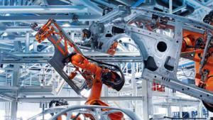 L'industrie automobile fait des pas de géant