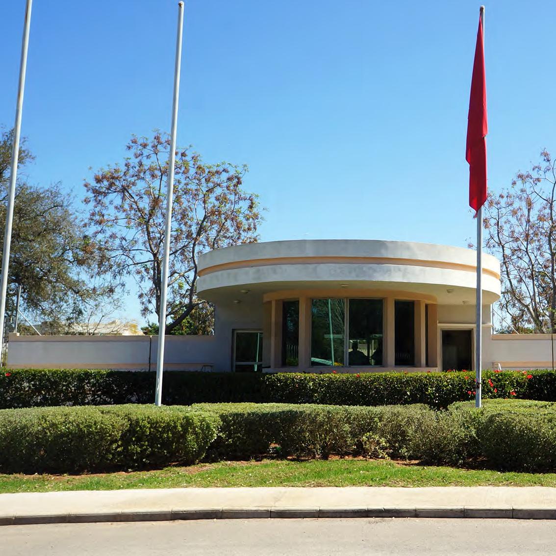Visite guidée au Centre d'études nucléaires de la Maamoura 'CENM'