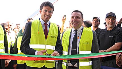 CMCP-International,investissement à Agadir