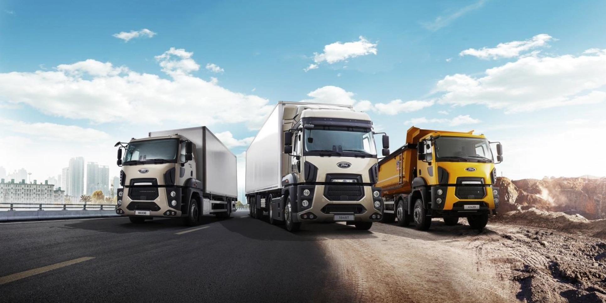 scama fait d barquer la nouvelle gamme de ford trucks au maroc. Black Bedroom Furniture Sets. Home Design Ideas
