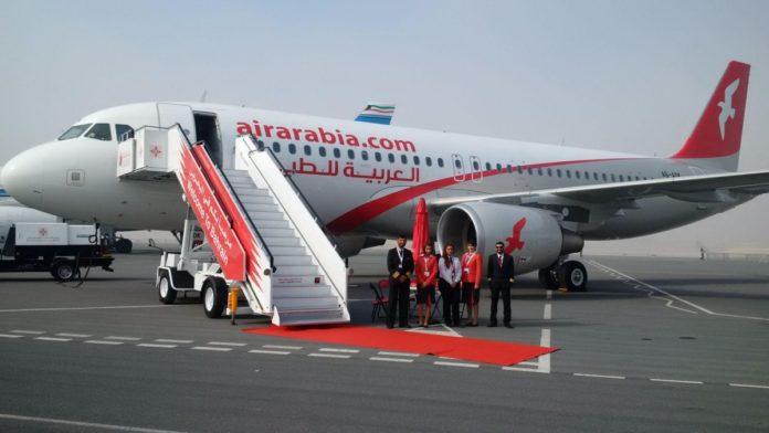 Air Arabia Tanger Istanbul
