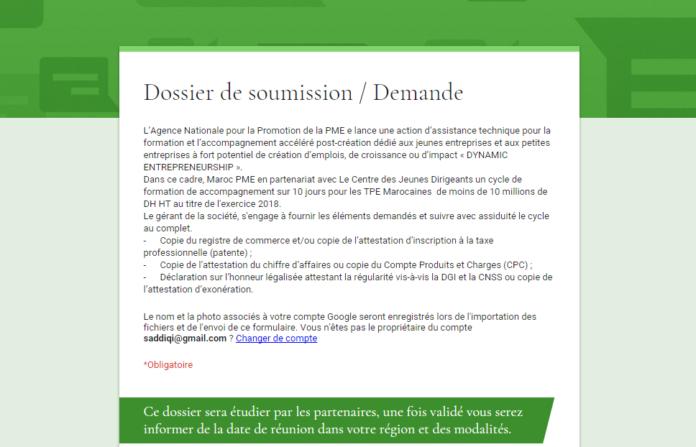 Entreprenariat CJD Maroc PME TPE