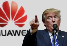 Huawei trump Google