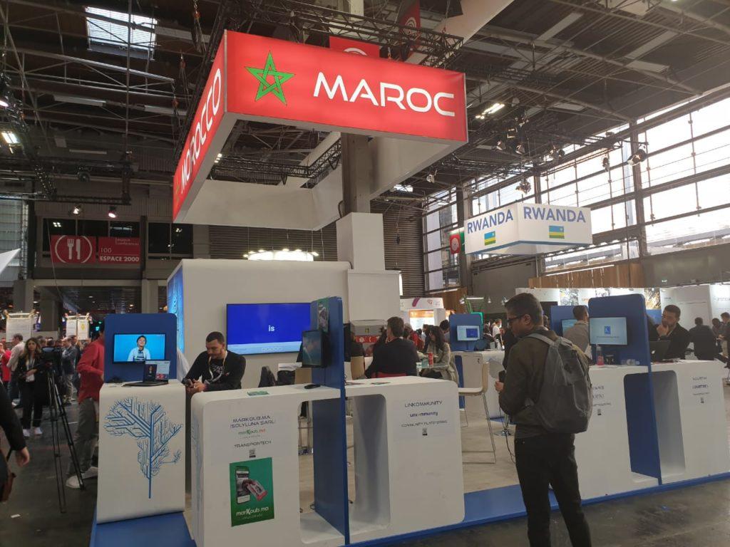 Pavillon Maroc VivaTech