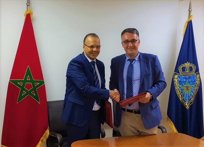 Schenker Maroc Douane