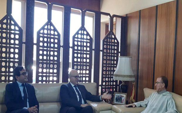 Transport Najib Boulif Marc Nassif