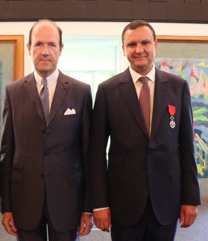Mohamed Bachiri_Directeur Général de la SOMACA _Légion d'Honneur