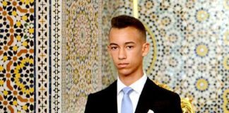 Prince Moulay El Hassan