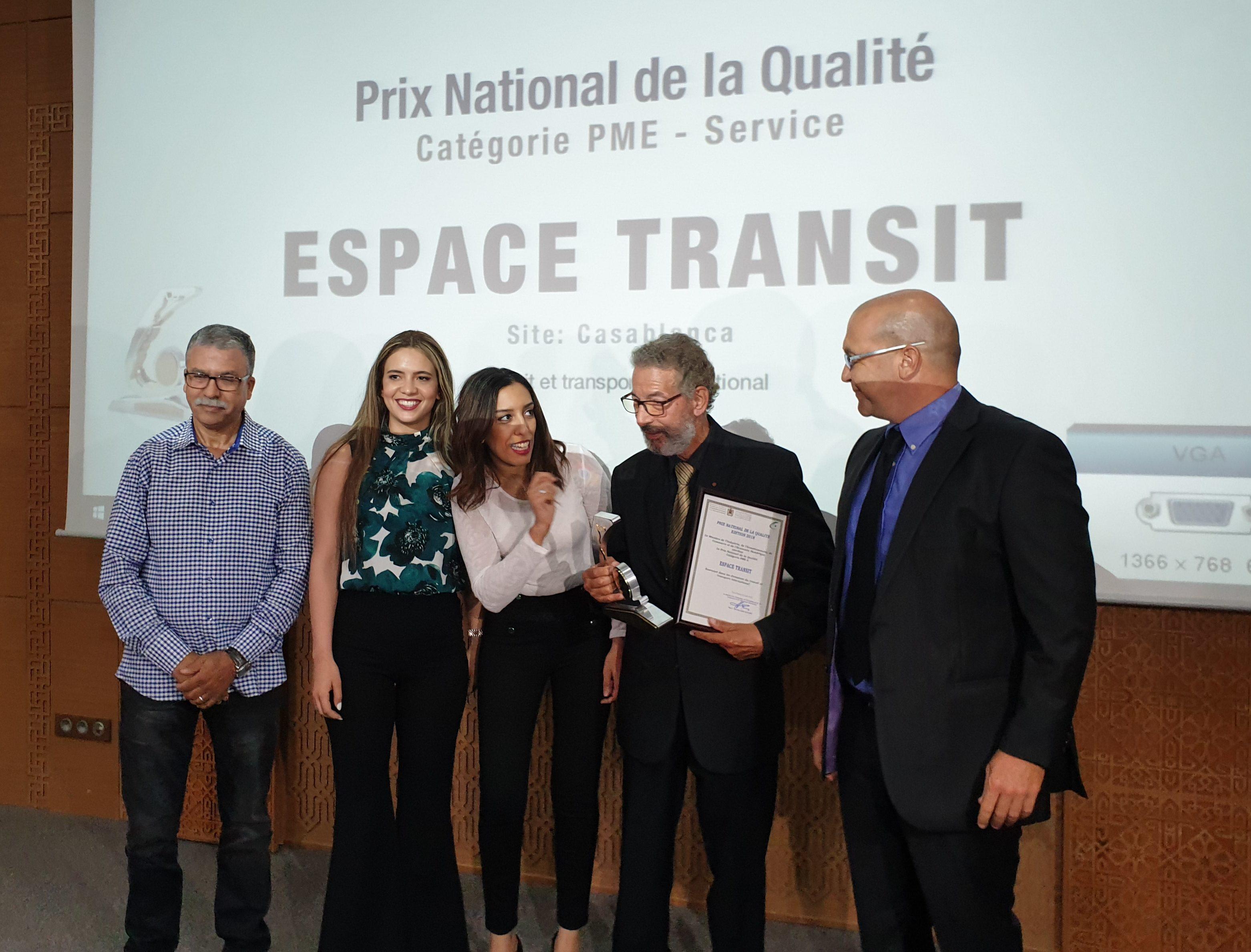 Espace Transit