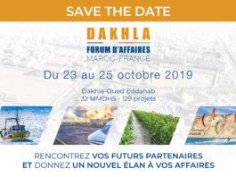 Forum d'Affaires Maroc-France Dakhla
