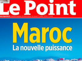 Le point Maroc
