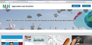 Maroc Université Numérique