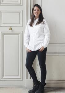 Amandine Lepoutre, Présidente de