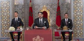 Sa Majesté le Roi adresse un Discours à la Nation à l'occasion de la Fête du Trône