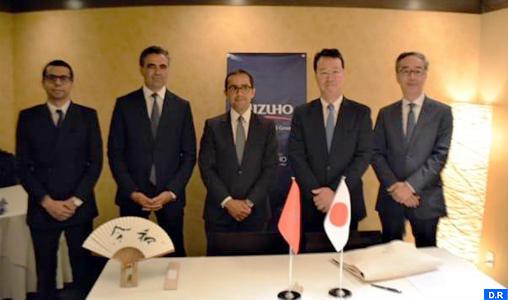 ATTIJARIWAFA BANK AWB mizuho-bank-japonais