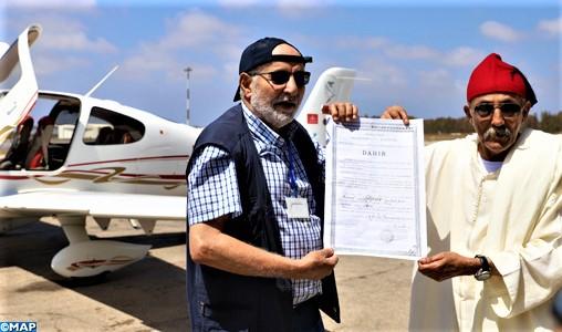 Aérospatiale commémoration-VOL-Rabat-toulouse-1919-2019