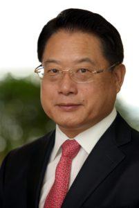 LI Yong, DG de l'ONUDI.