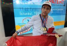 L'EMSI Médailles salon de l'Innovation d'Istanbul