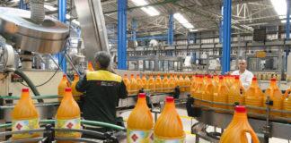 Lesieur cristal usine
