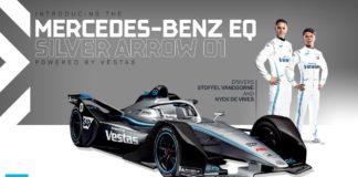 Mercedes-Benz EQ Formula E
