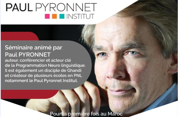 Paul Pyronnet 7 leviers de la réussite