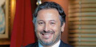 Président TAQA Morocco
