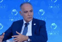 CGEM Salaheddine Mezouar démission