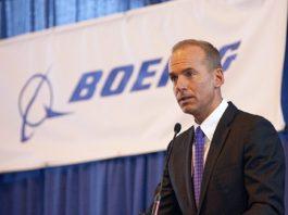 Dennis Muilenburg, directeur général de Boeing