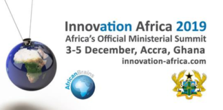 Innovation Africa 2019 Afrique Accra