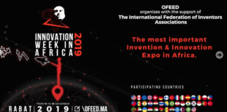 Innovation week in Africa 2019