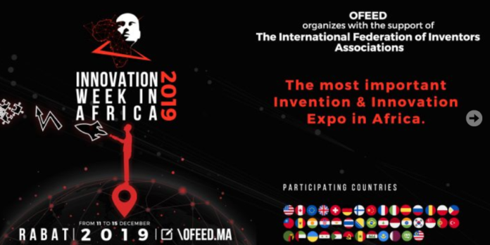 Innovation week in Africa 2019