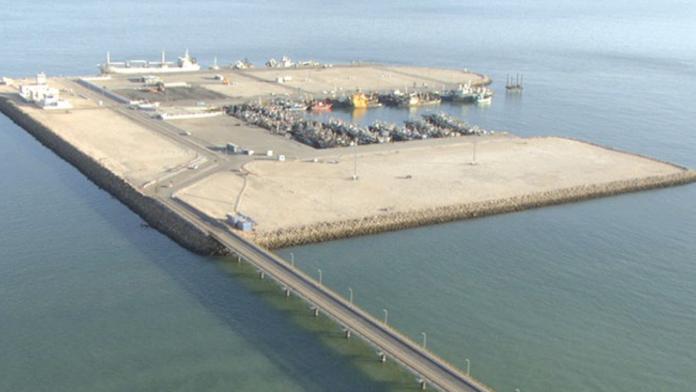Le nouveau port de Dakhla Atlantique