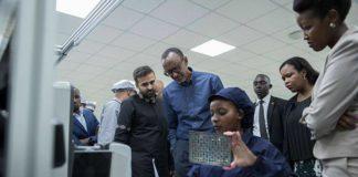 Rwanda : Mara Phones lance la première usine de fabrication de smartphones