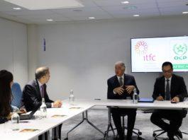 Agriculture: OCP Africa s'allie à l'ITFC