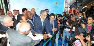 Aziz Rabbah donne le coup d'envoi de la 4 e édition de Pollutec Maroc à Casablanca