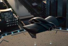 Porsche et Boeing Mobilité aérienne urbaine véhicule volant