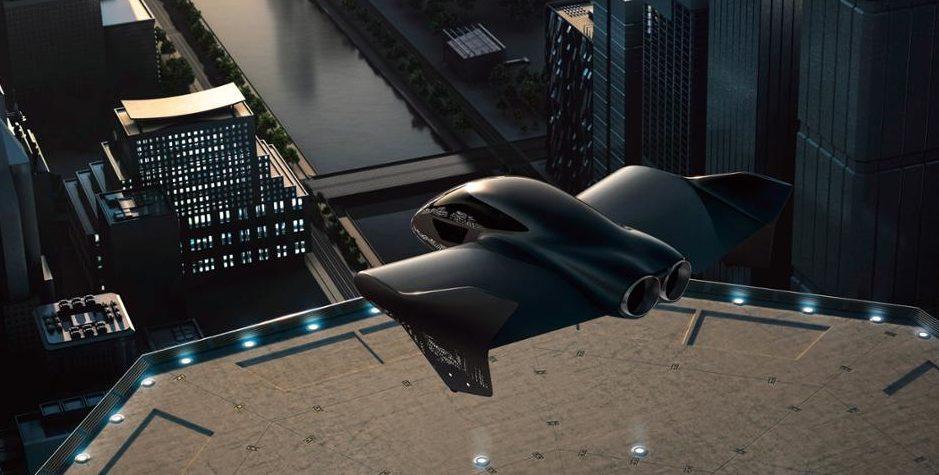 Porsche et Boeing s'associent pour développer un taxi aérien autonome