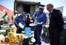 Saisie de 192.000 chargeurs de téléphones portables non-conformes aux normes de sécurité au Port Tanger-Med