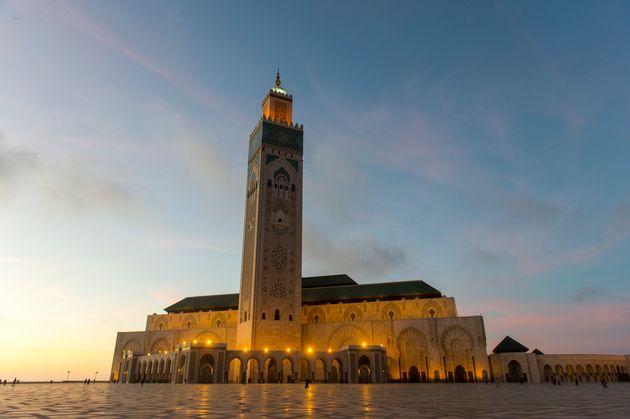 SIE Mosquée Hassan II
