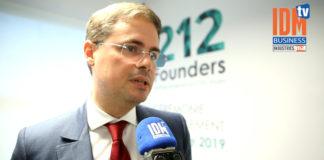 Yassine Haddaoui, DG de CDG Invest