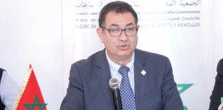 CGLU Monde Mohamed Boudra AMCC