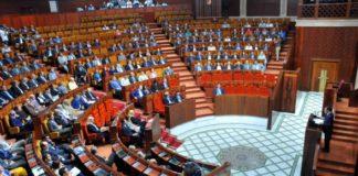 Chambre des représentants Maroc
