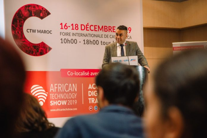 China Trade Week Morocco CTW Maroc Zahoor Ahmed