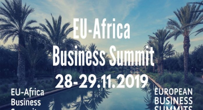 Marrakech abrite le 2e EU-Africa Business Summit les 28-29 novembre 2019