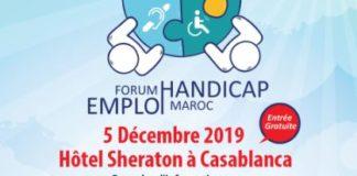 Forum national d'emploi et d'entreprenariat pour les personnes en situation de handicap au Maroc