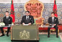 Discours de SM le Roi Mohammed VI à la Nation à l'occasion du 44e anniversaire de la Marche verte (Texte intégral)