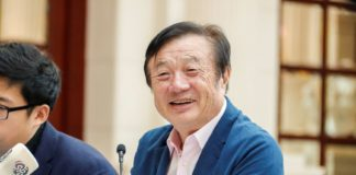 Huawei: la grande déclaration de Ren Zhengfei