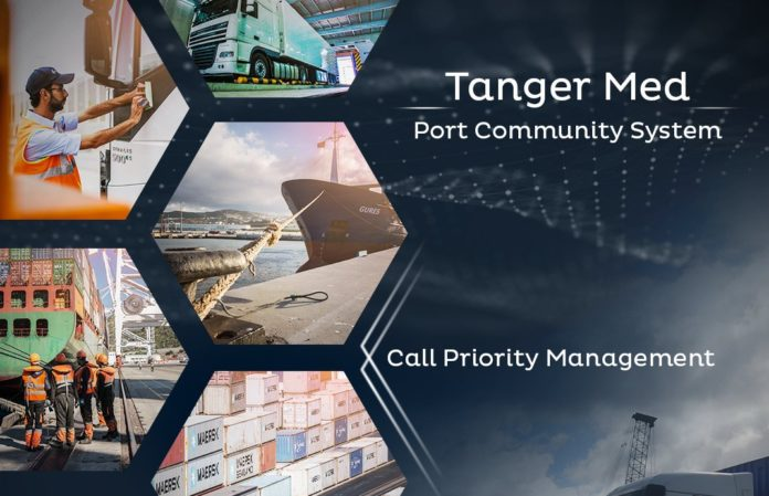 Port Community System Tanger Med
