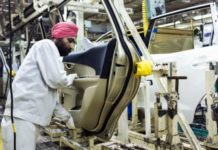 Production industrielle Inde