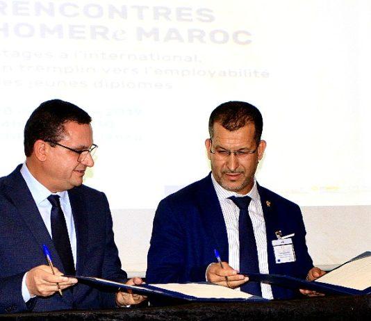 CGEM et HOMERe Maroc s'allient au profit de l'employabilité